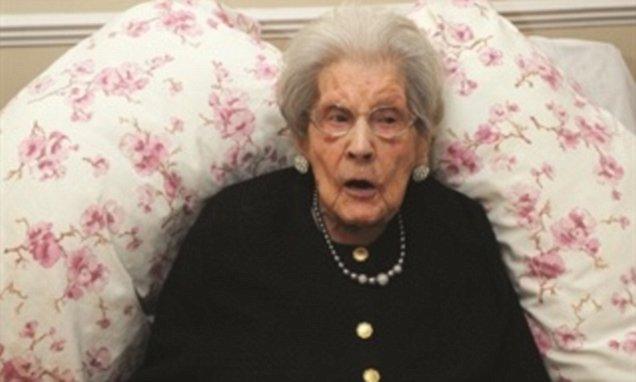 Oldest Briton dies aged 113 in North Yorkshire
