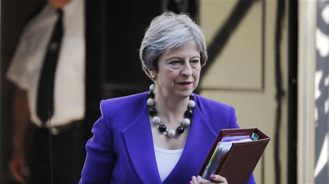 Theresa May will 'live with' Lords defeat on Brexit bill