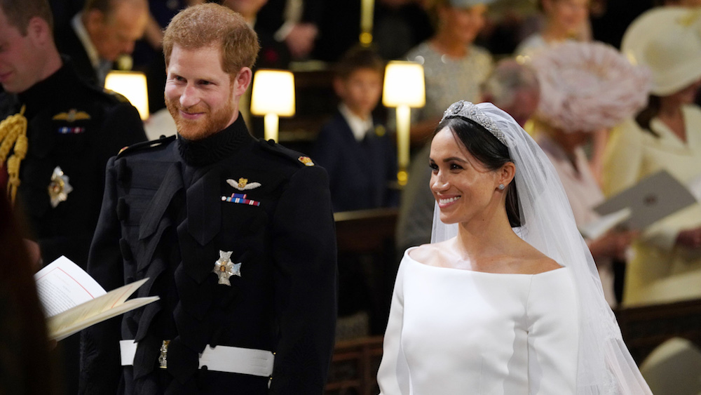 Watch The Royal Wedding Live Stream: Meghan Markle and Prince Harry exchange vows