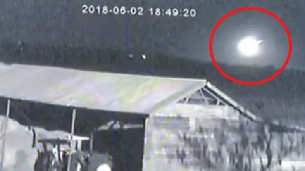Asteroid Hits Africa Just Hours After It Was Spotted