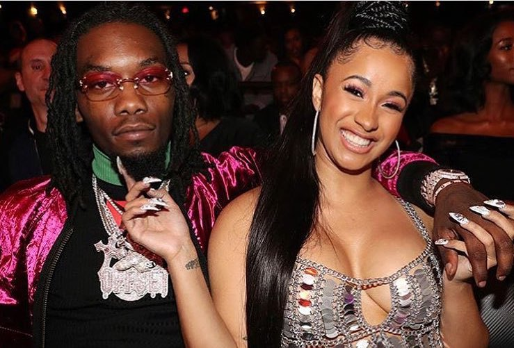 Cardi B Confirms She and Offset Were Secretly Married in September