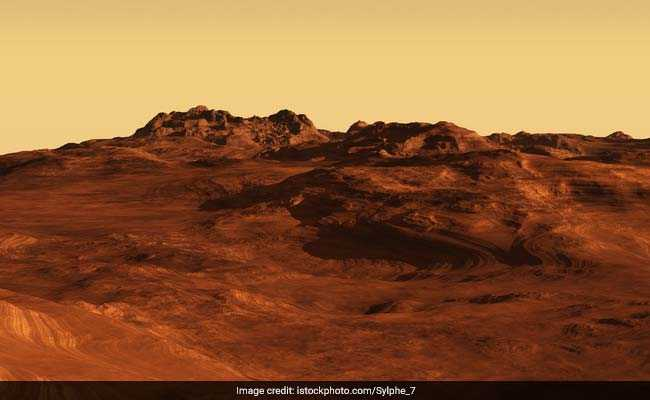 Mars rock formation has explosive explanation, says new research