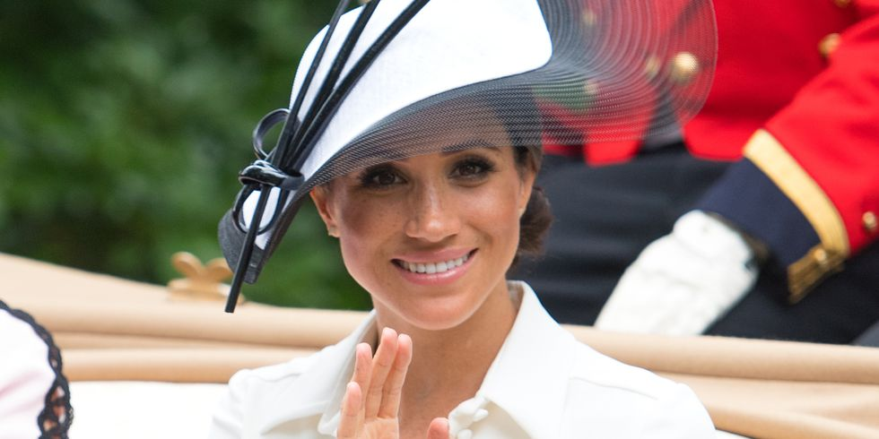 Meghan Markle's Royal Ascot Debut (Picture)