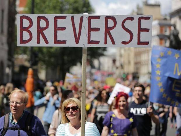 Second Brexit Referendum Poll: 53 per cent compared to 47 per cent who still back Brexit