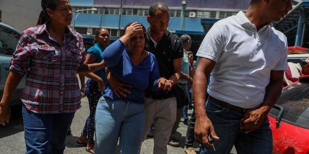 Seventeen Dead In Caracas Club Stampede, Report