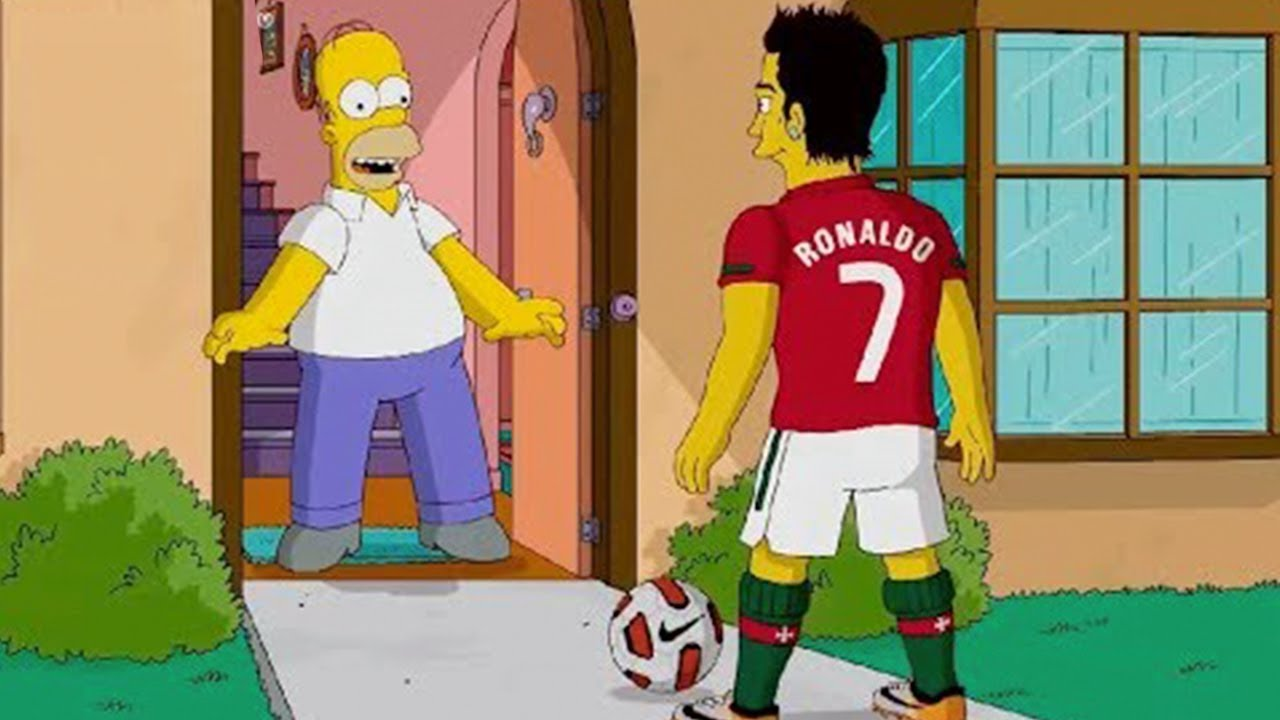 The Simpsons Might Have Predicted The 2018 World Cup Final