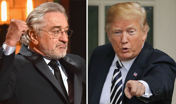 Trump hits out at Robert De Niro after Tony Awards, Report