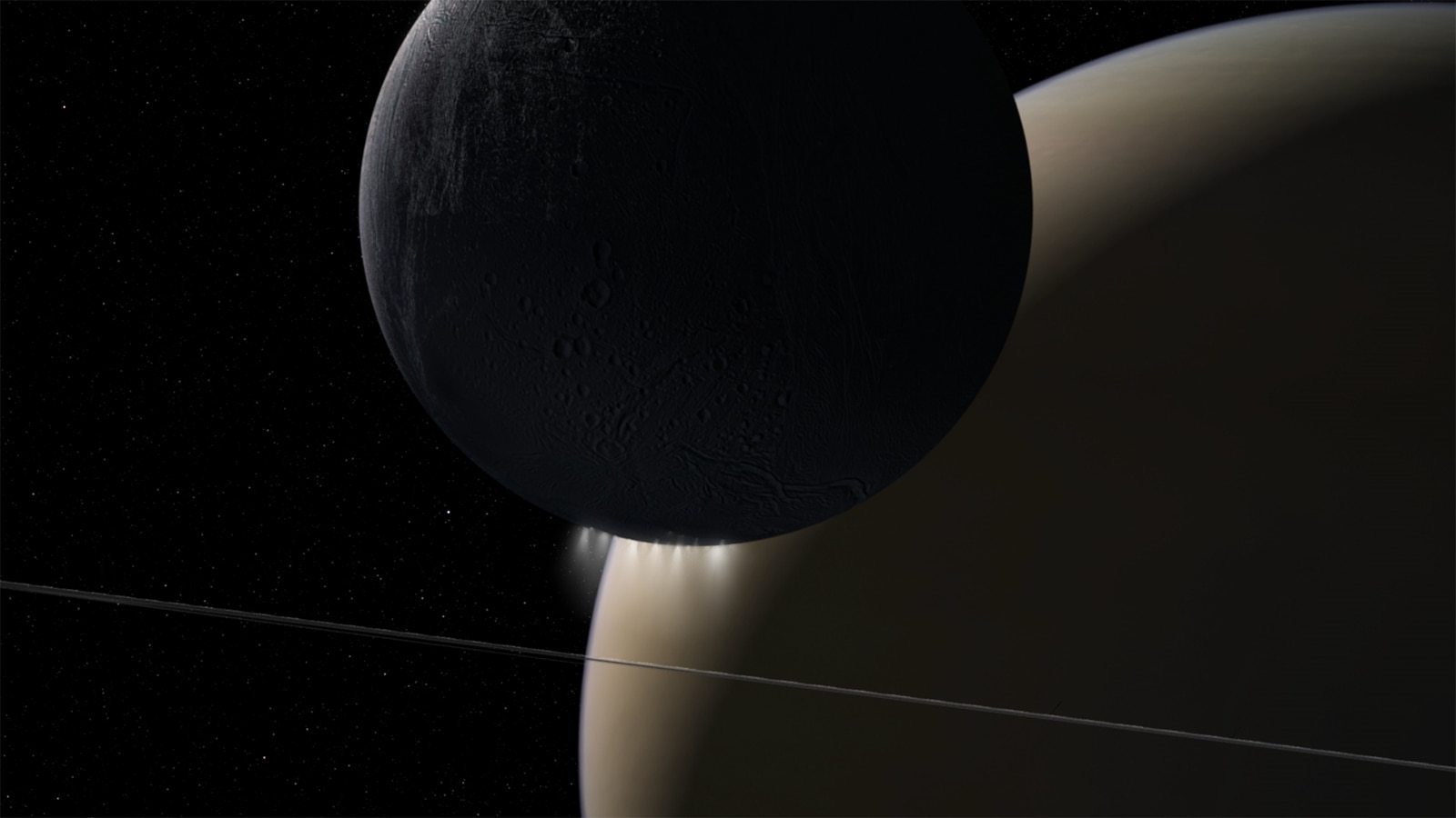 Saturn: Plasma waves turned into sound by NASA