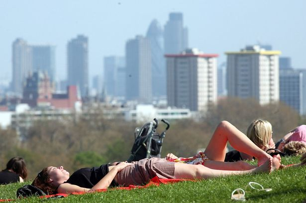 UK heatwave: Hottest day EVER? temperatures could break all-time British record