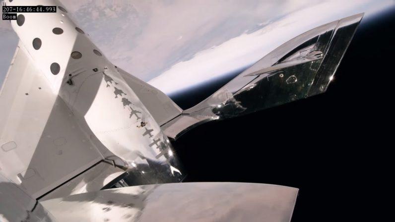 Virgin Galactic Spaceplane Reaches New Heights In Test Flight (Watch)