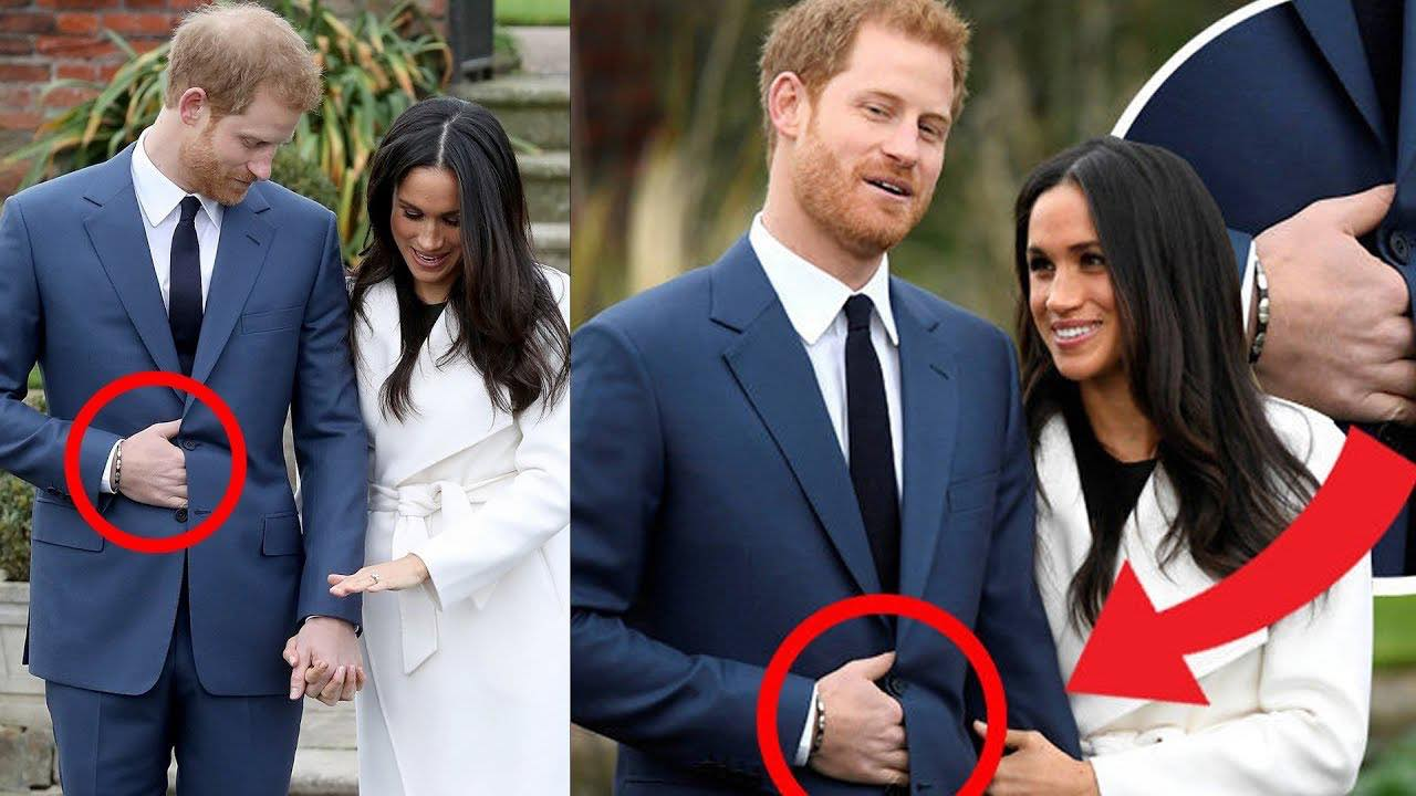 Why Prince Harry and Meghan Markle have stopped holding hands