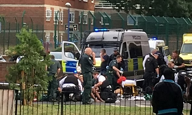 Camberwell stabbing: Schoolboy, 15, is charged over gang brawl