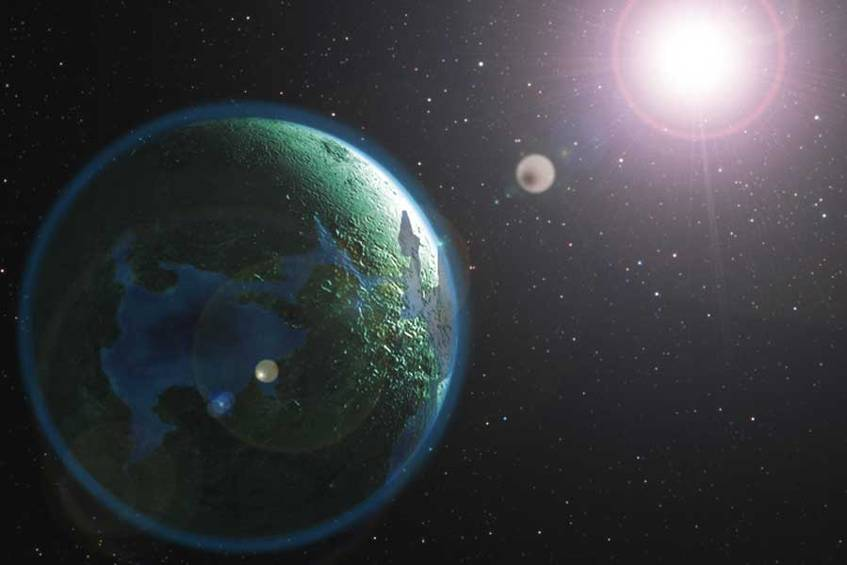 Earth is 'pretty normal' within the universe, says new research