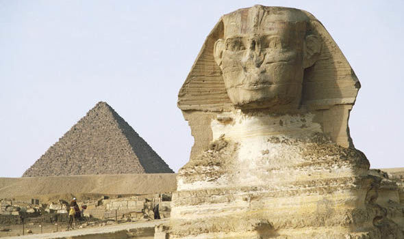 Egypt: Second sphinx found buried near the Valley of the Kings