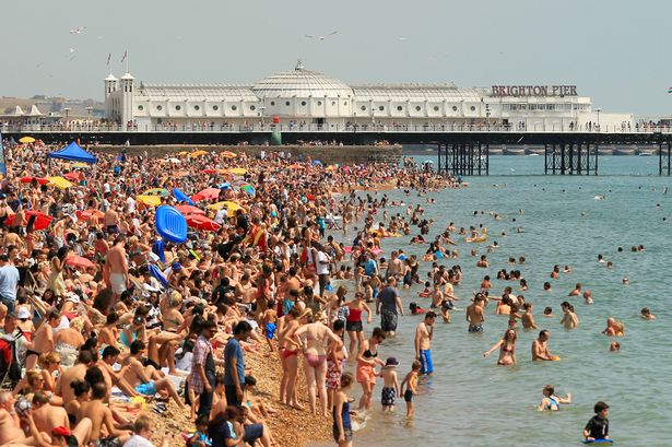 Europe hottest day: Holidaymakers warned as temperatures could hit 48C