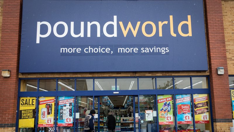 Irish family agrees deal to buy Poundworld in the UK