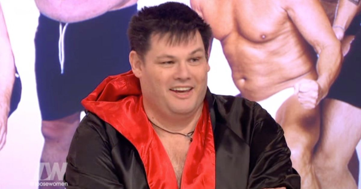 Mark Labbett Weight Loss: personality reveals secrets behind weightloss