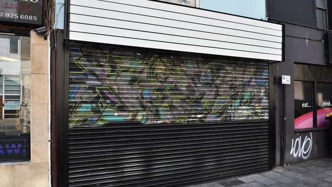 Banksy mural accidentally painted over by shop's new owners, Report