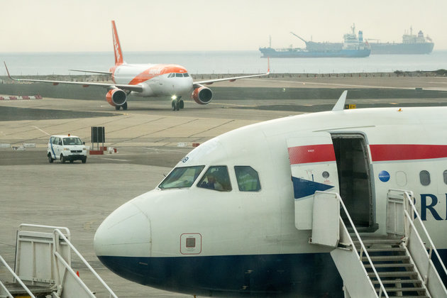 Brexit UK-EU flights: Govt admits no-deal Brexit 'could' cause flight disruption