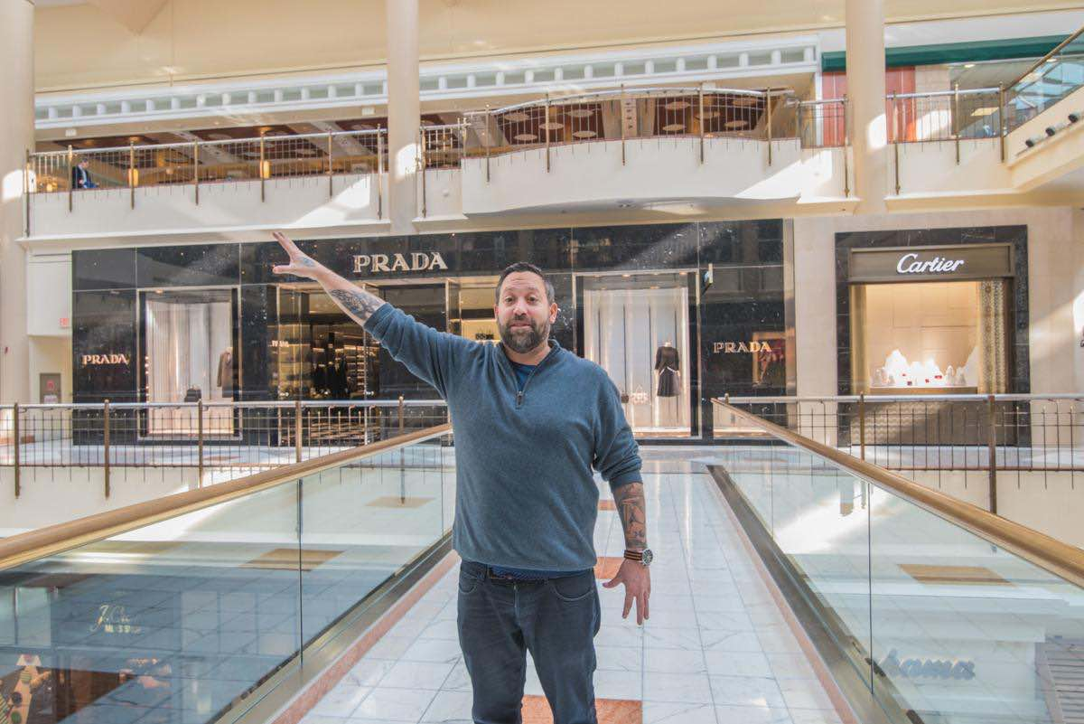 Mike Isabella's Restaurant Group Filing for Bankruptcy, Report