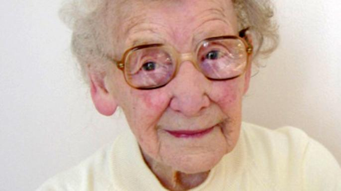 Olive Boar dies, aged 113 at a care home