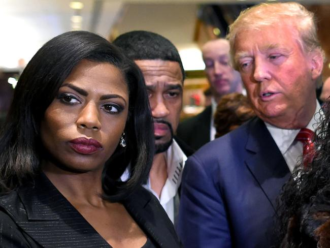 Omarosa, Trump tapes: President joked during discussion about US soldier deaths