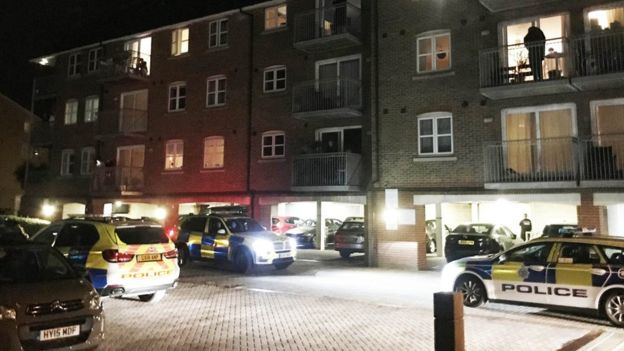 Shoreham stabbing: Man arrested on suspicion of attempted murder