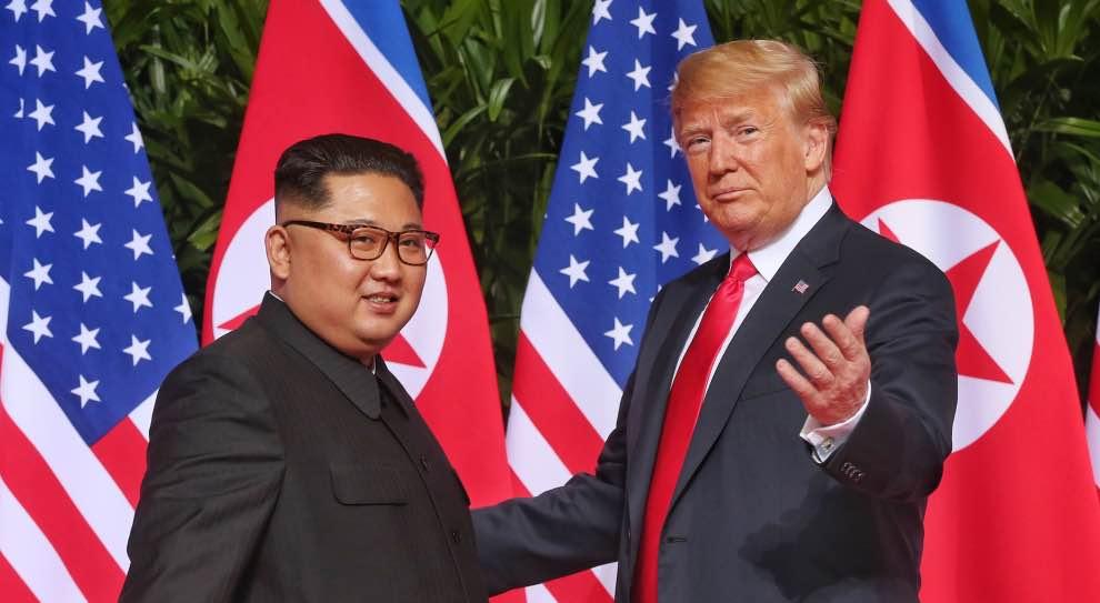 Trump tweet North Korea war, Bob Woodward book reveals