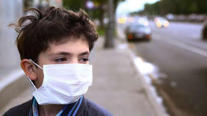 UK children breathing toxic air
