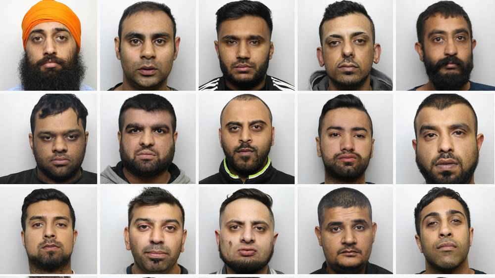 Huddersfield sex abuse convictions: Men convicted of sexually abusing