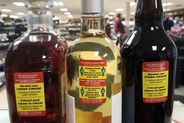 Ireland alcohol warning labels: Federation of Ireland (ABFI)