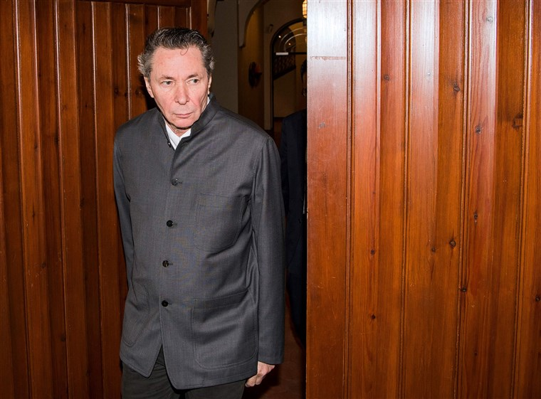 Jean-Claude Arnault guilty of rape, Report
