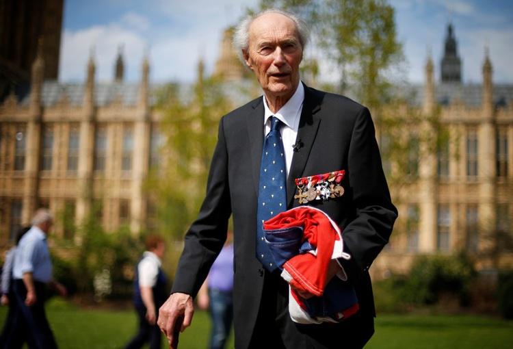 Joachim Roenneberg dies aged 99 (leader of a daring World War 2)