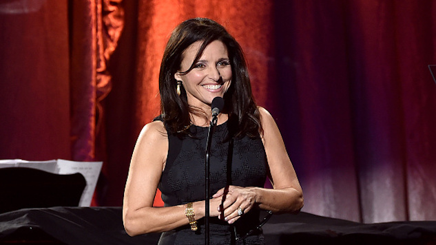 Julia Louis-Dreyfus Mark Twain Prize for American Humor