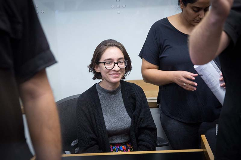 Lara Alqasem:Israel's High Court Agrees To Weigh Claims Regarding Potential Threat of BDS Activist