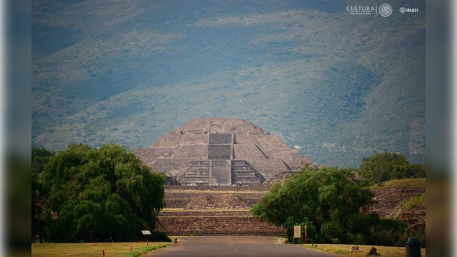 Passage to underworld found beneath ancient Mexican pyramid