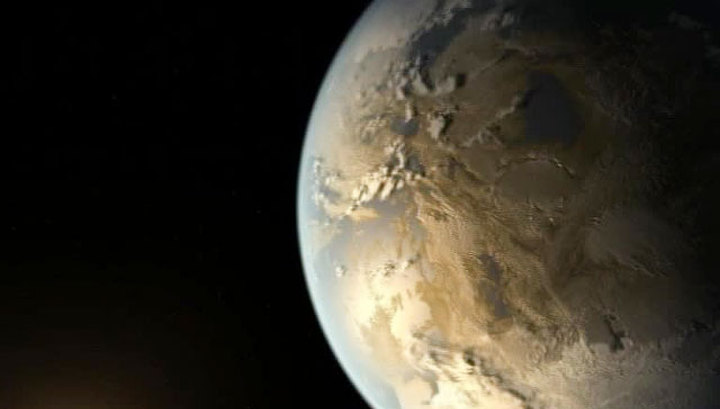 Second Earth found: The stuff that planets are made of