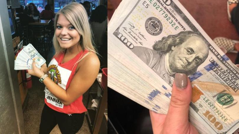 Sup Dogs tip: Customer leaves $10K tip after ordering 2 waters