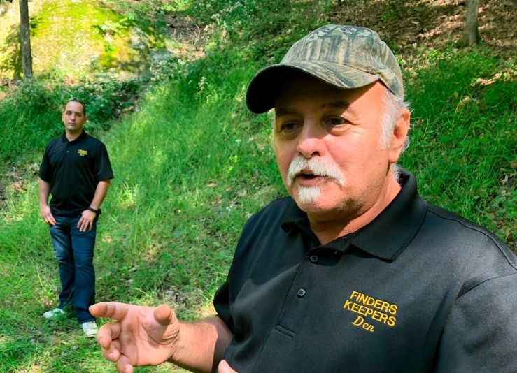 Treasure hunters challenge FBI over dig for Civil War gold (Reports)