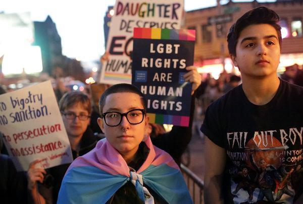 Trump transgender definition: putting transgender gains at risk - Web Top News