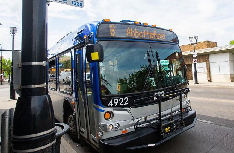 Edmonton bus shield cost upward of $11 million (Reports)