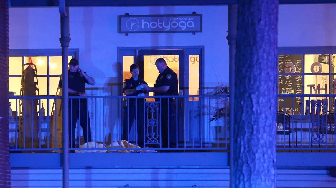 Florida yoga studio shooting: three dead, including shooter