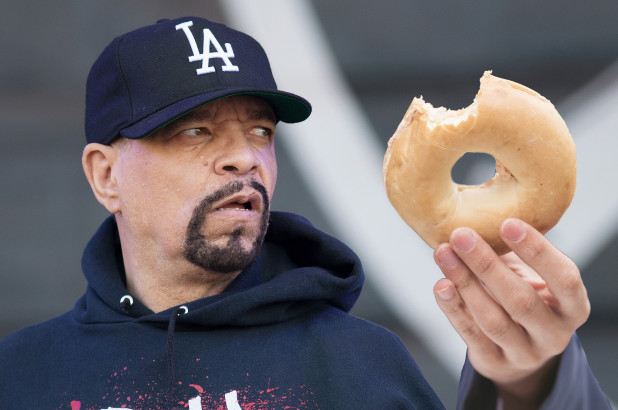 Ice-T admits he's never had a bagel or coffee (Reports)