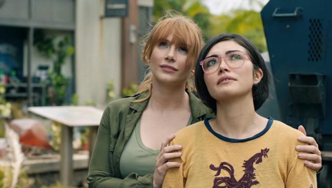 Jurassic World lesbian scene: JA Bayona explains reveals why