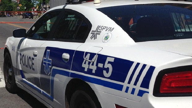 Montreal gunfight: One man injured and a passing motorist
