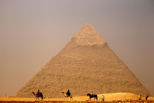 New pyramid discovery to reveal how the wonder was built