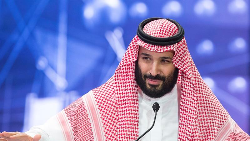 Saudi crown prince ordered Khashoggi assassination (Intelligence officials)