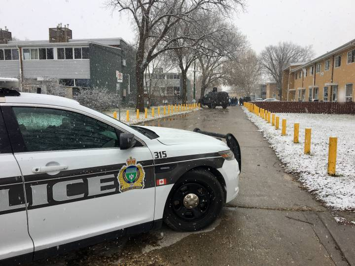 Serious incident in Winnipeg: Several people in custody