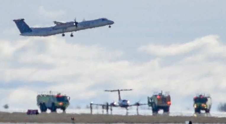 Small planes collide in Canada: One person dead, Report