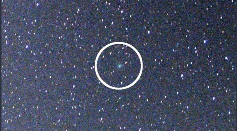 46P/Wirtanen Approaches Earth, Next Week!